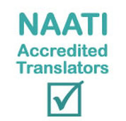 NAATI Accredited Translators